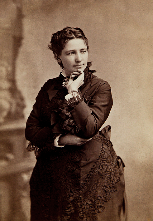 Victoria Woodhull, first female Presidential candidate