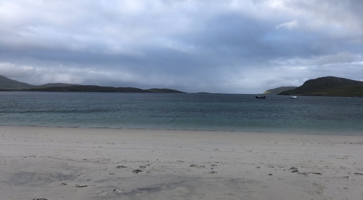 Barra beach, from our 'staycation' roadtrip wandering the British Isles