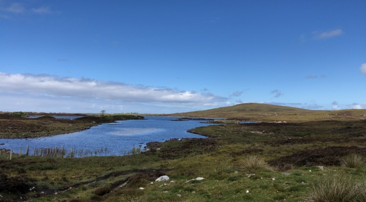 Loch Druidibeg, from our 'staycation' roadtrip wandering the British Isles