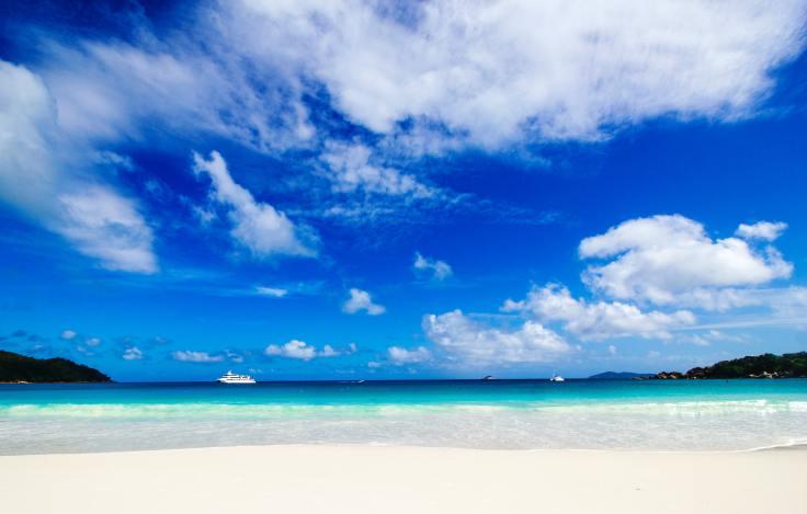 Seychelles, displaying my holiday bucket list
