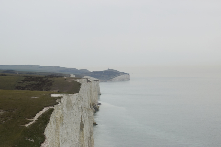 A visit to the Seven Sisters cliffs, near Cuckmere Haven beach
