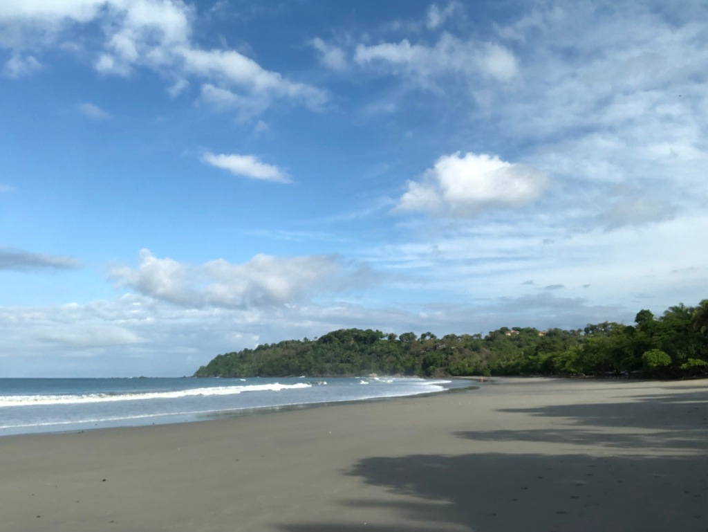 Costa Rica Explored: Manuel Antonio public beach