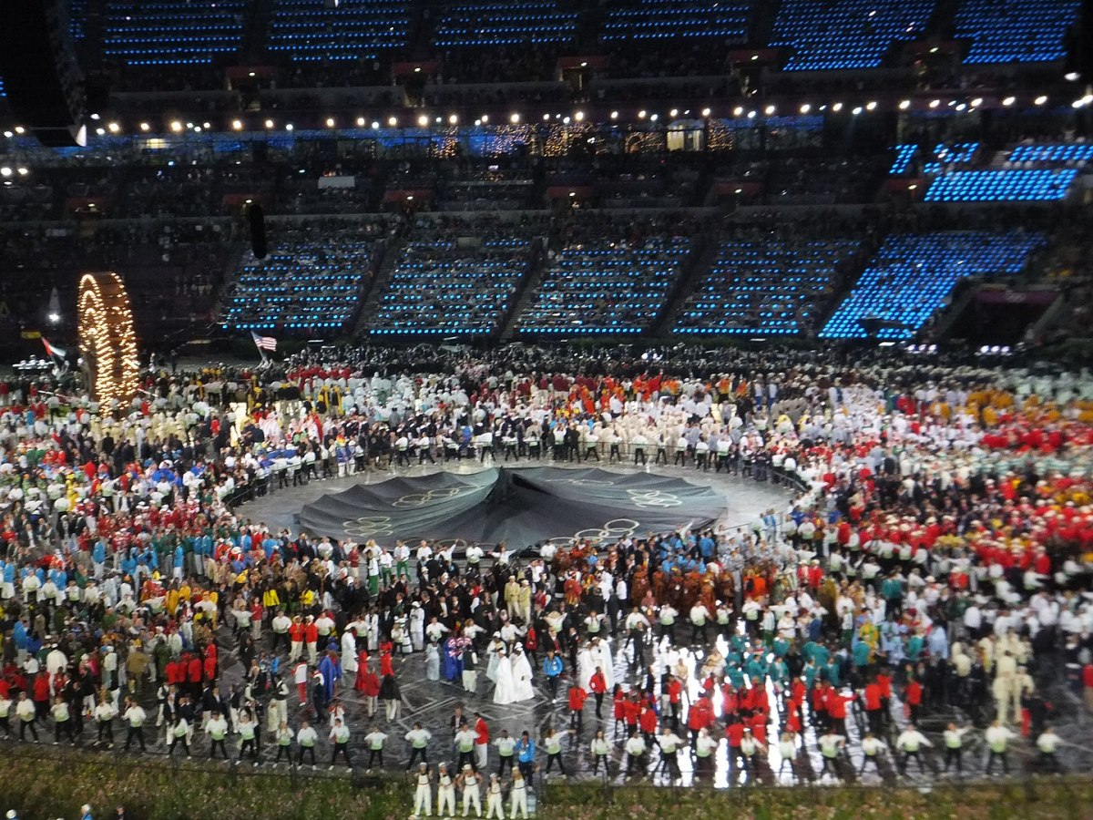 The legacy of the Olympic Games